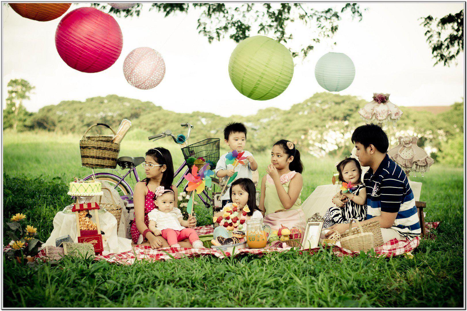Fun Family Picnic Photo Shoot Fun Family Photos Picnic Photo