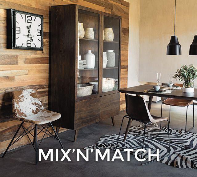 Maisons du Monde - Mueble, decoración, lámpara y sofá | PIELES ...