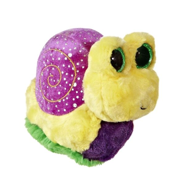 Yoohoo And Friends Twirlee The 5 Inch Plush Snail By Aurora At Stuffed Safari Avec Images Toutous