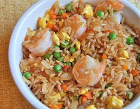 Chef Mommy: Shrimp Fried Rice