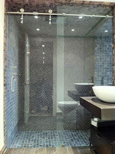 Frameless Gl Shower Doors