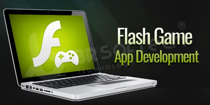 There is lot of way to develop flash game app and software