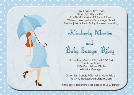Silhouette Baby Shower Or Sprinkle (for 2nd Or 3rd Child)  Invitation Digital File
