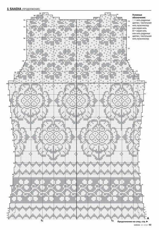 Page_00043.jpg | Fair Isle, Oleana, Nordic, Kauni inspired jacquards ...