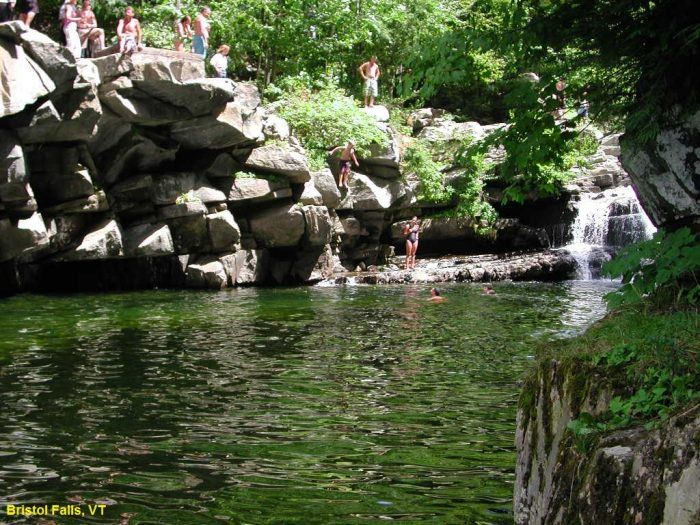 19 Swimming Holes In Vermont That Will Make Your Summer Epic