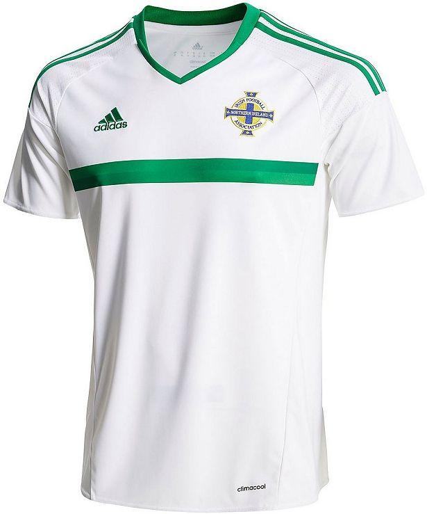 Adidas lança nova camisa reserva da Irlanda do Norte - Show de Camisas