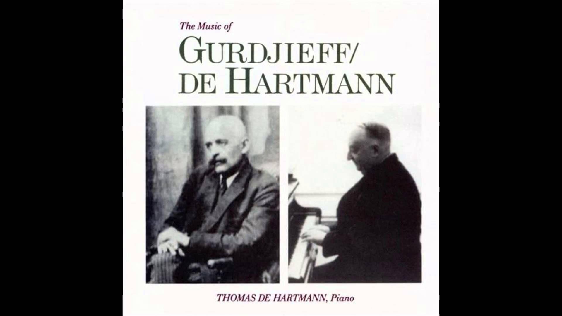 The Music Of Gurdjieff and Thomas De Hartmann (Vol 1, full album)