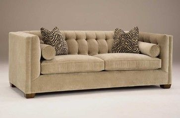 Jared Contemporary Sofa By Lazar Industries Contemporary Sofas