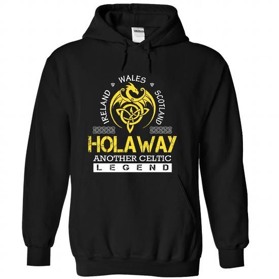 Awesome Tee HOLAWAY T-Shirts