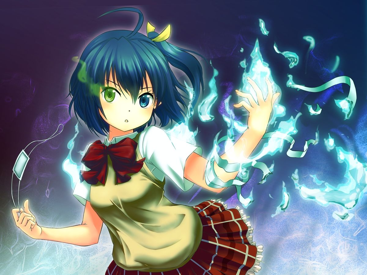 Rikka flames Anime, Cool anime wallpapers, Anime wallpaper