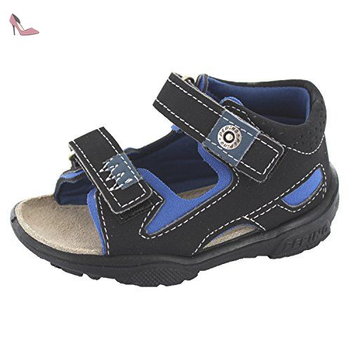 Chaussures Ricosta bleues fille iOOVQ