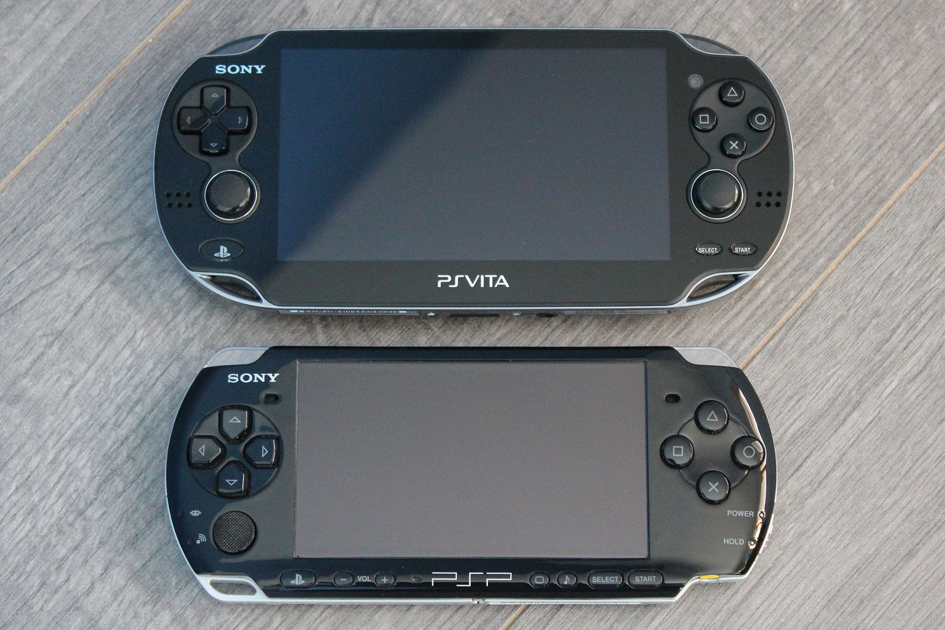 sony psp and ps vita sideside. | gaming | pinterest | psp and