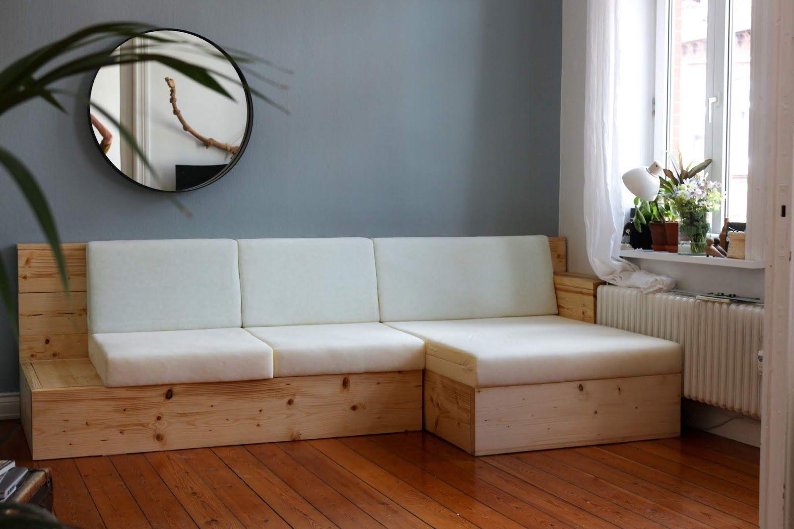 5 Tage Arbeit, ein Sofa. [Anzeige] | MINTUNDMEER | Couch