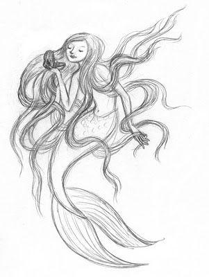 ArtGhost: Mermaids with big hair