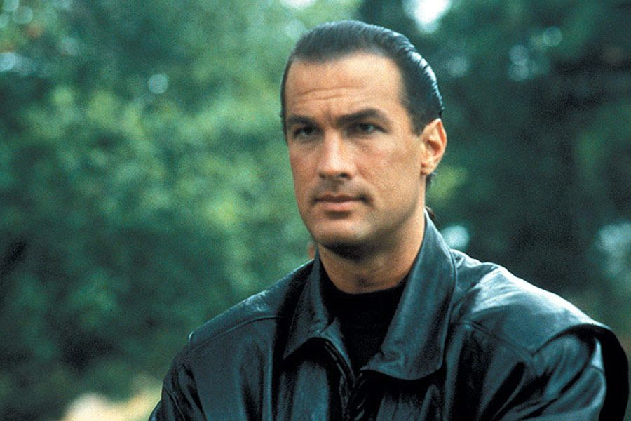 Image result for steven seagal young