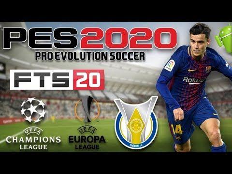 Pes 2020 Mod Fts Android Offline Update Download Apk Mod Game Game Download Free Android Mobile Games Download Games