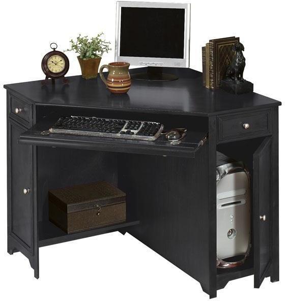 Oxford 50 W Corner Computer Desk Corner Computer Desk Home Office Decor Home Office Furniture