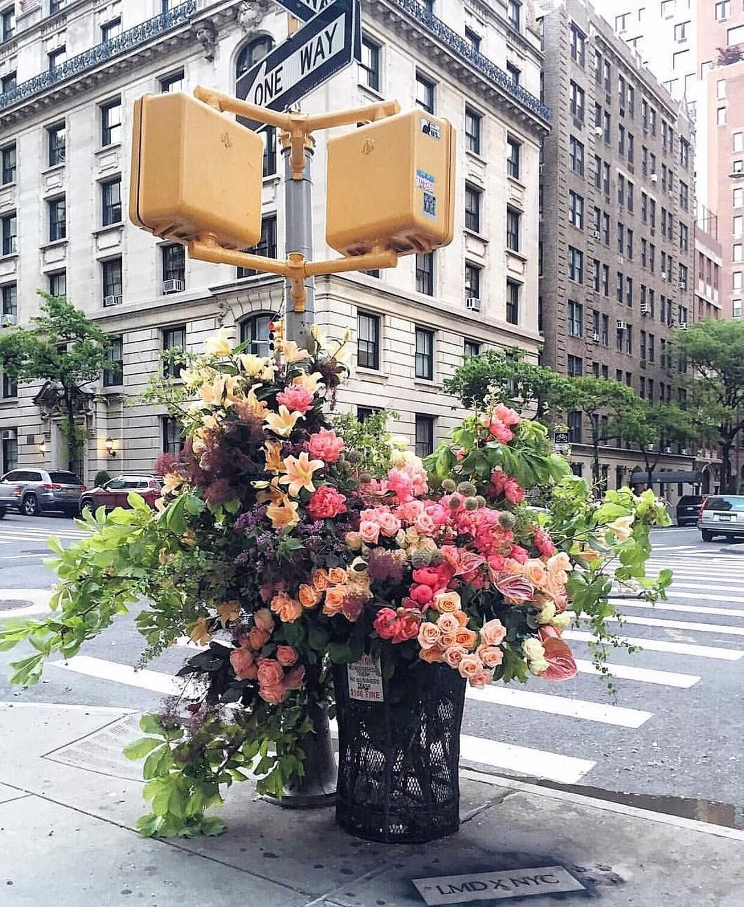 Lewis Miller Designs x NYC | Pretty to look at | Pinterest | Flowers ...