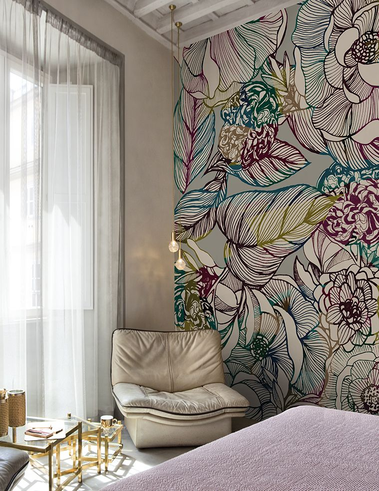 Sinfonia Wallanddeco Wallpaper Wallcovering Cartedaparati