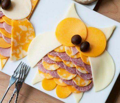 Sandwiches con formas para cumplea os mesa dulce - Comidas de cumpleanos infantiles ...