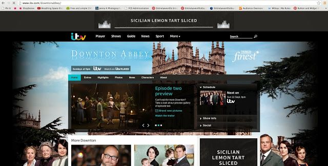 Entirely Eventful Day: How to Watch New Episodes of Downton Abbey Online