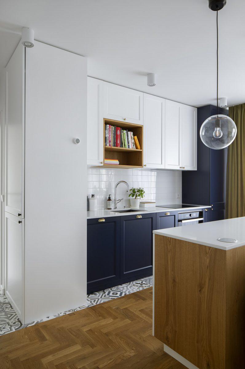 Stylowa I Praktyczna Kuchnia W Bloku Poradnik Internity Home Home Kitchens Kitchen Inspirations Kitchen