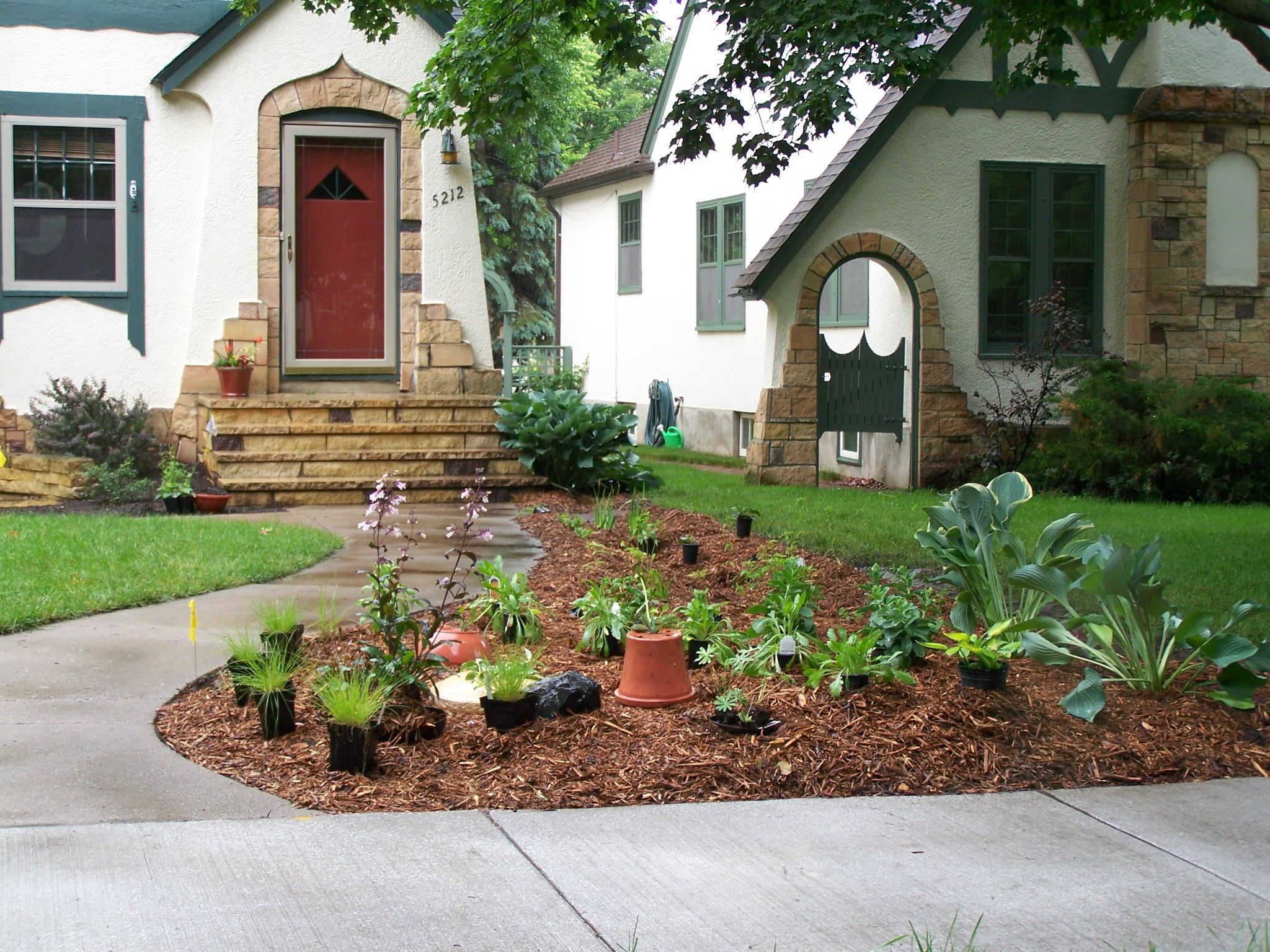 landscaping ideas minnesota hedberg