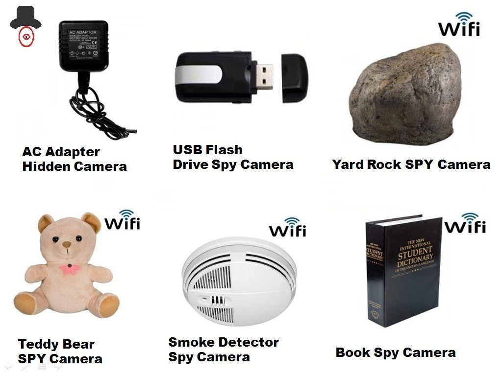 Thanks To The Recent Developments In Camera And Spy Industry Spycameras Are Becoming Smaller And More Powerful Today We Have A Wide Range Of Tiny Cameras