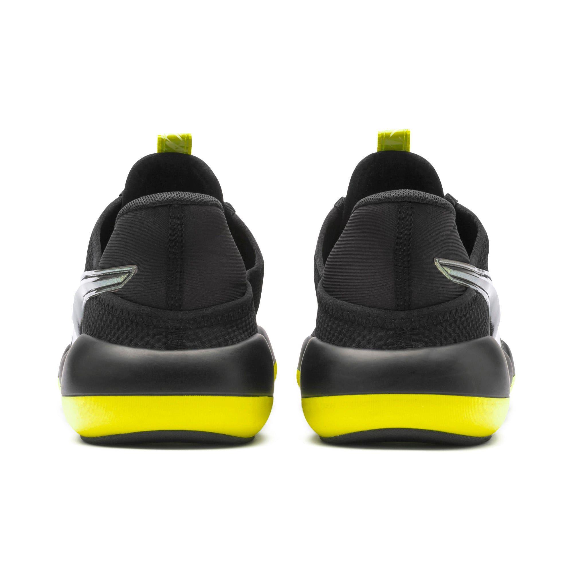 puma mode xt yellow