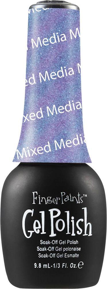 Media Mauve Gel Polish