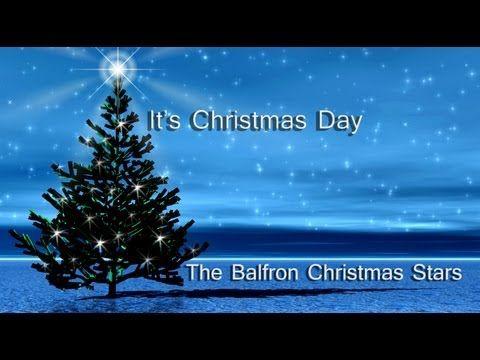 Christmas Songs For Children Its Christmas Day The Balfron Christmas Stars Youtube