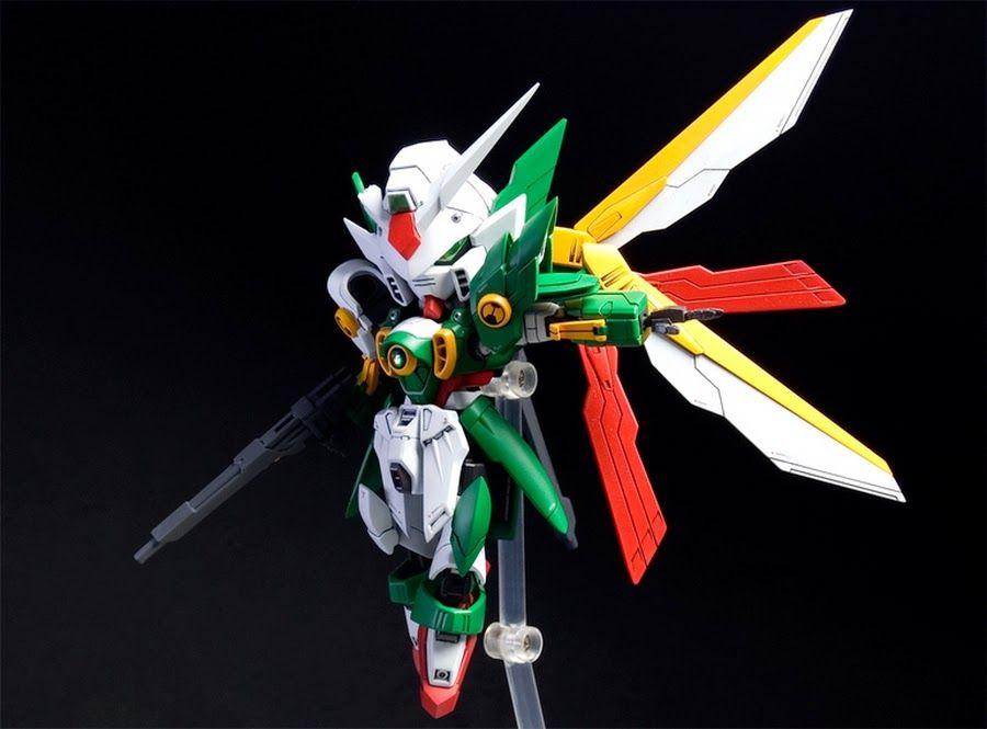 Amazing Sd X Hg Gundam Tutorial You Will Like