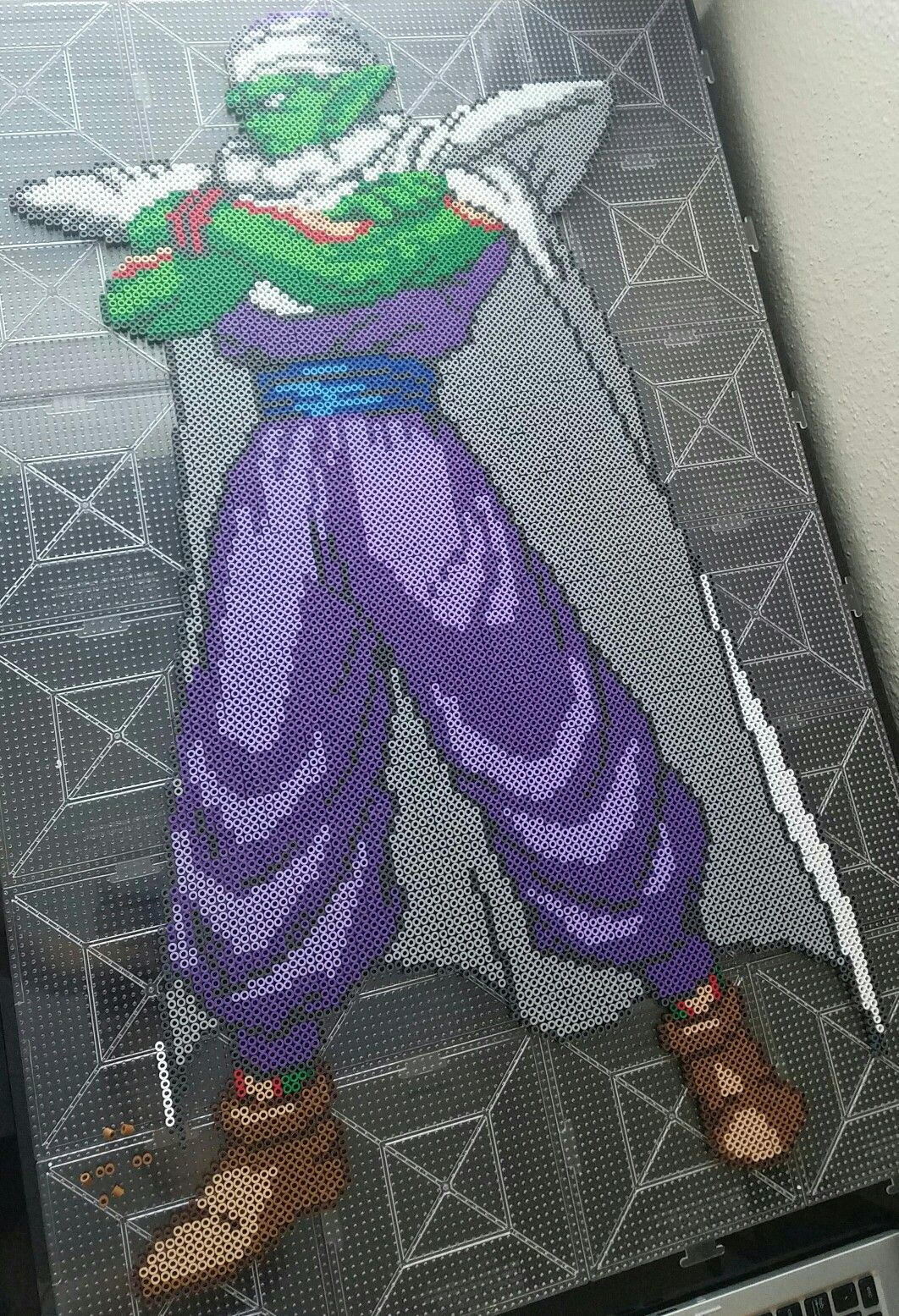 Hausschuhe Sind Son Goku Etsy