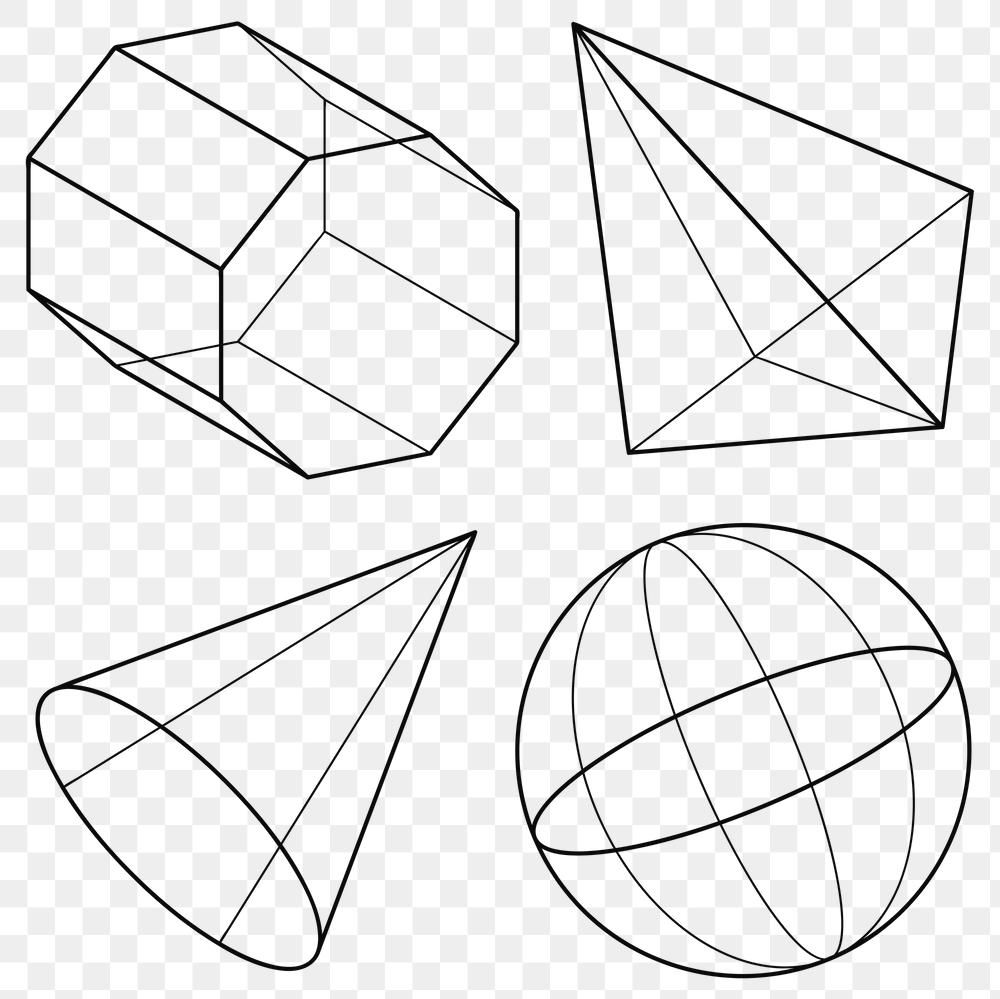 3d Geometric Shape Design Element Set Free Image By Rawpixel Com Aew 3d Geometric Shapes Geometric Shapes Design Shape Design