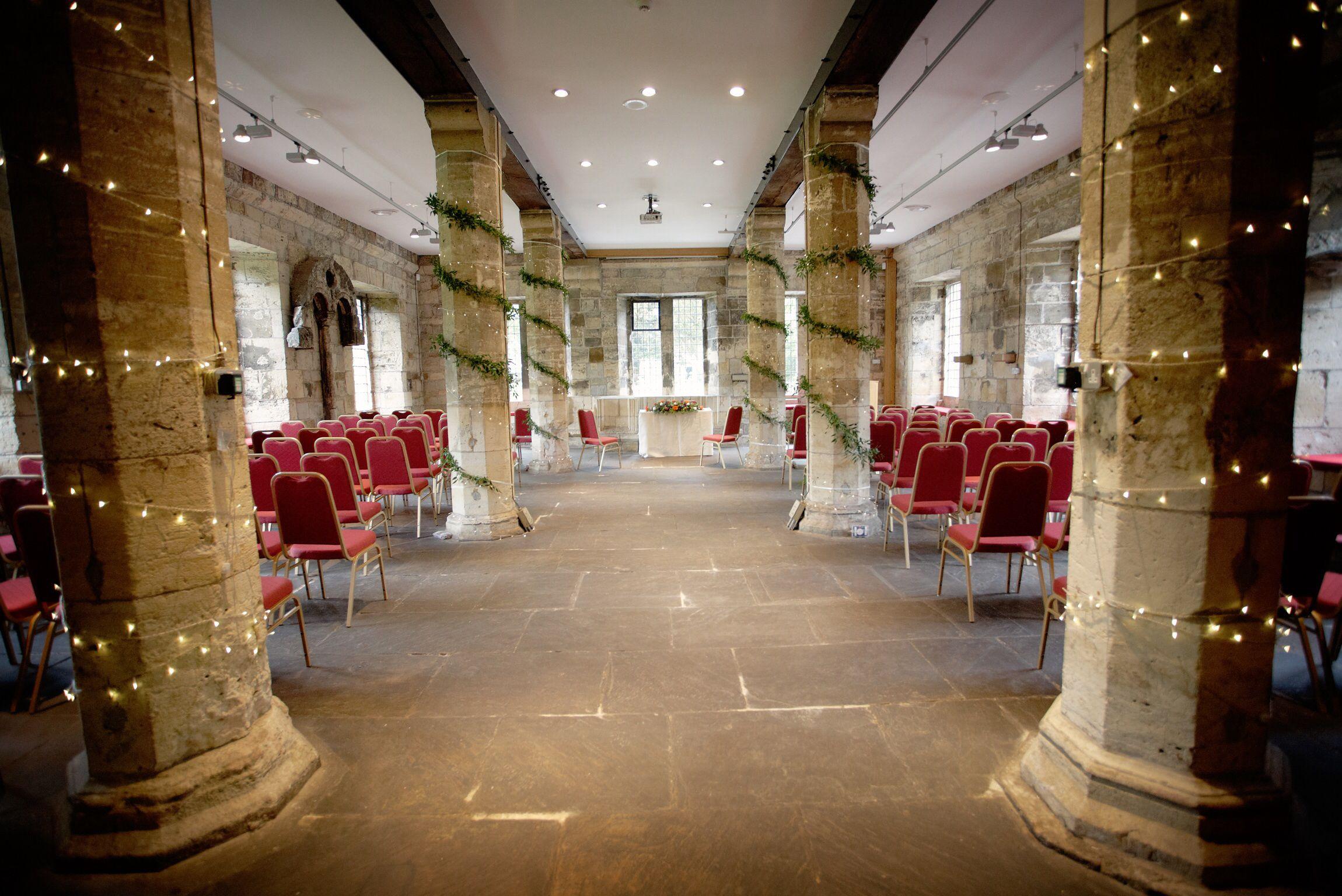 The Hospitium Wedding Venue York