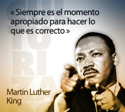 Martin Luther King Jr Frases Inspiradoras Frases Sabias