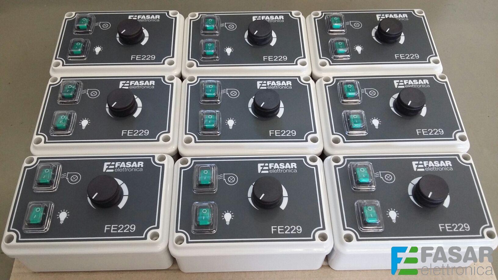 FE229 5A speed regulator