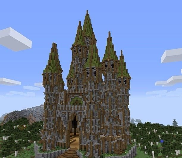 Minecraft Some People Can Build Some Pretty Damn Amazing