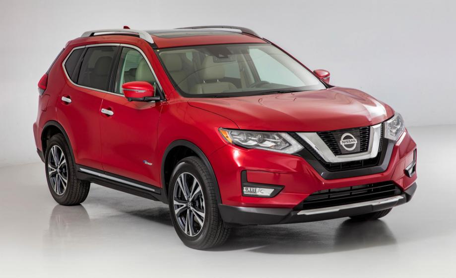 2018 Nissan Rogue Nissan Rogue Hybrid Car Nissan Rouge