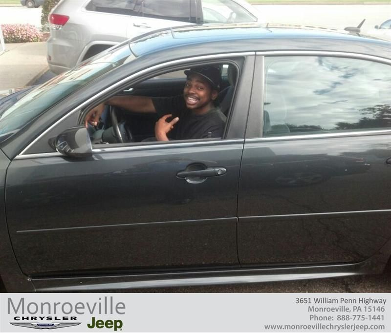 #HappyBirthday to Jerold Daniels from George Szabo at Monroeville Chrysler Jeep!