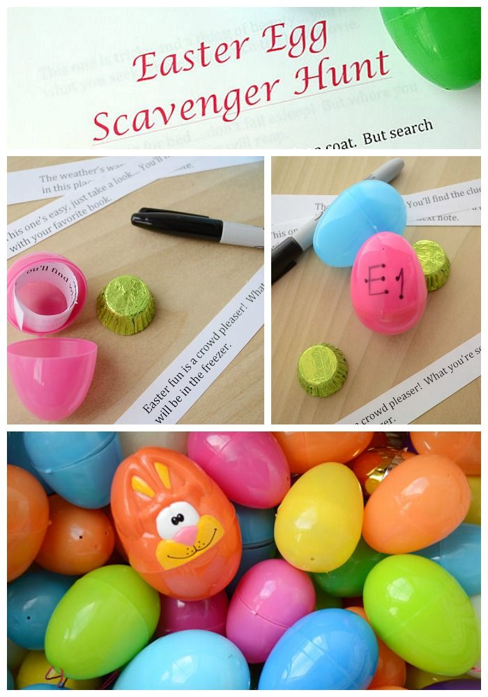 incredible easter egg hunt for teens with free printable