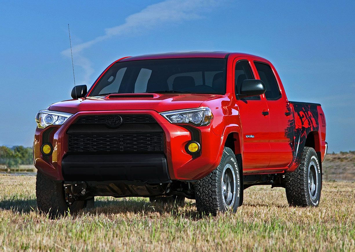 2015 Toyota TRD Pro Review Wallpaper Collection