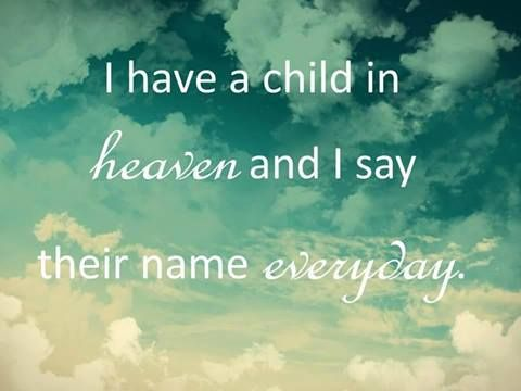 Missing My Son In Heaven My Child In Heaven Miss You Baby