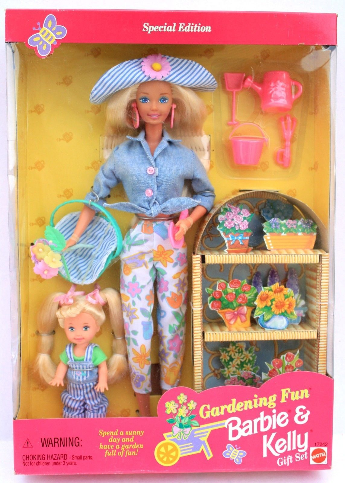 Barbie Kelly Tommy Doll Playroom Record Album Toys