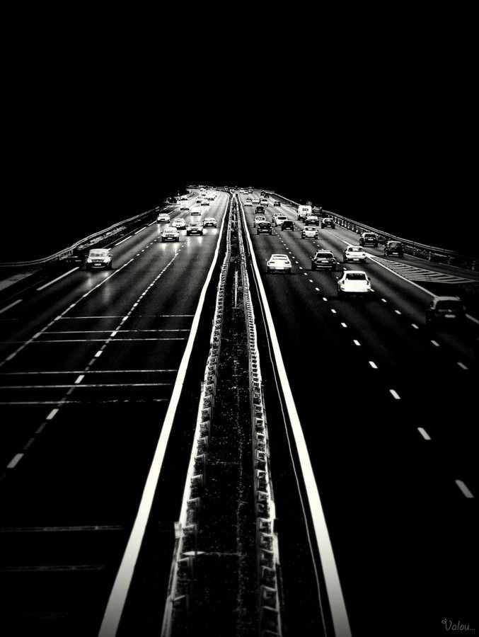 500px / The road... by Val Ou
