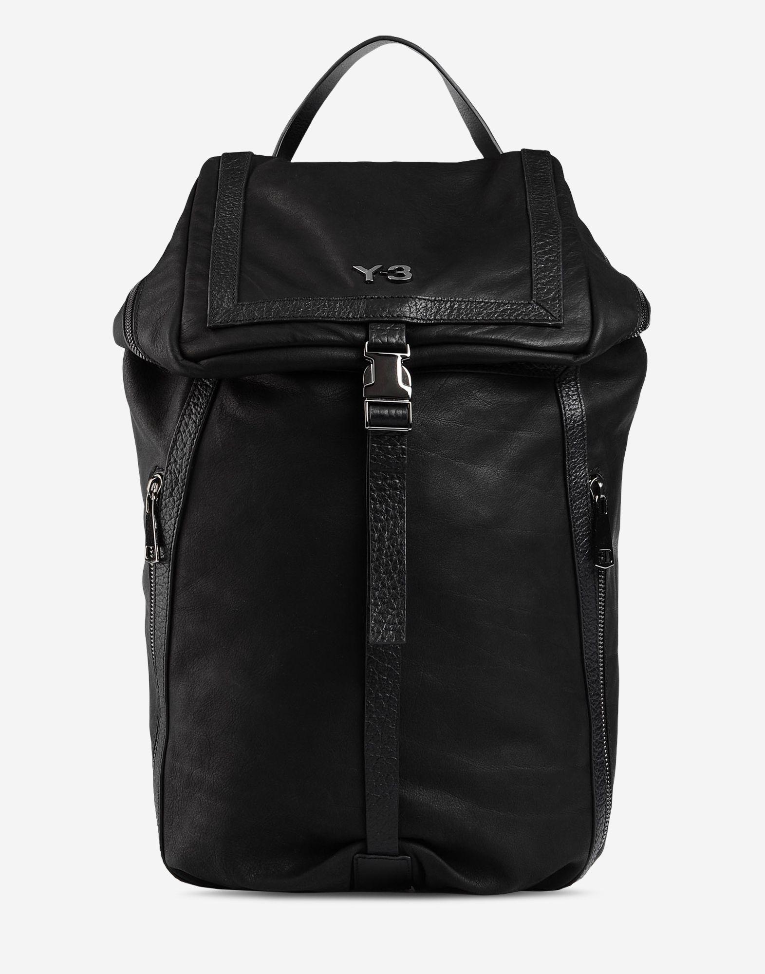 b2b300cc895 Y-3 Online Store -, Y-3 Toile Lthr Backpack   Bag   Backpack ...