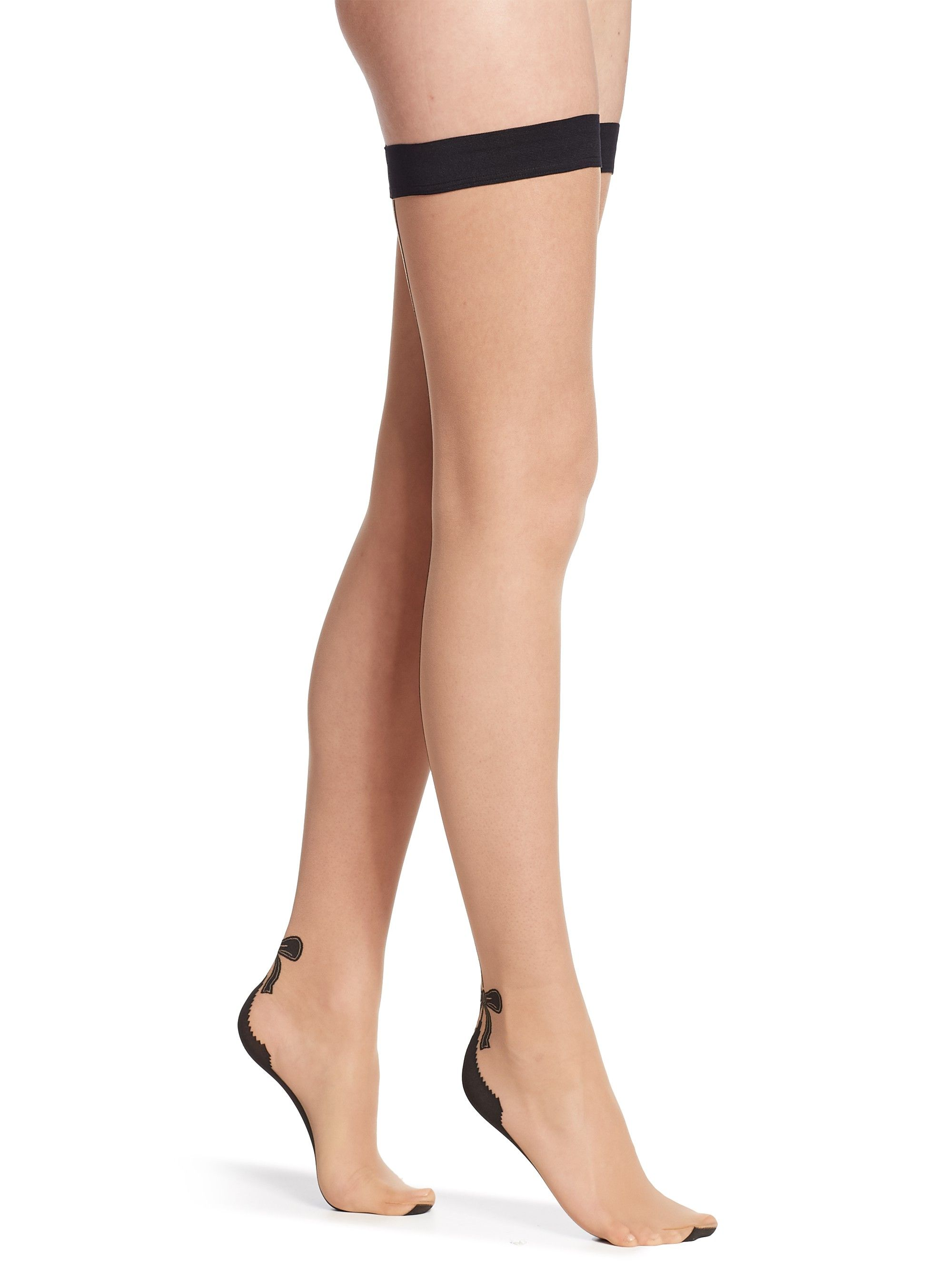 747e86e5f9cd0 WOLFORD Tessy Stay-Up Seamed Thigh Highs. #wolford #cloth ...