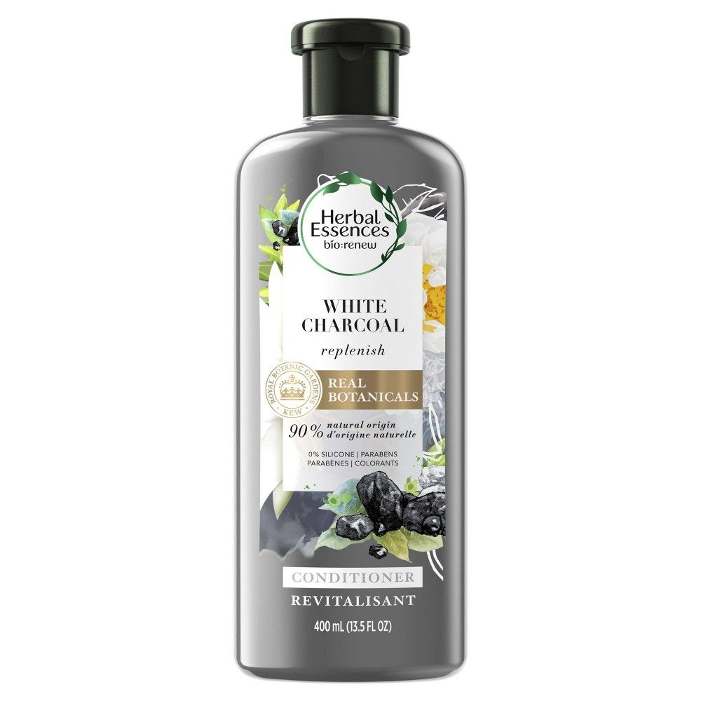 Herbal Essences Bio Renew Replenish White Charcoal Conditioner