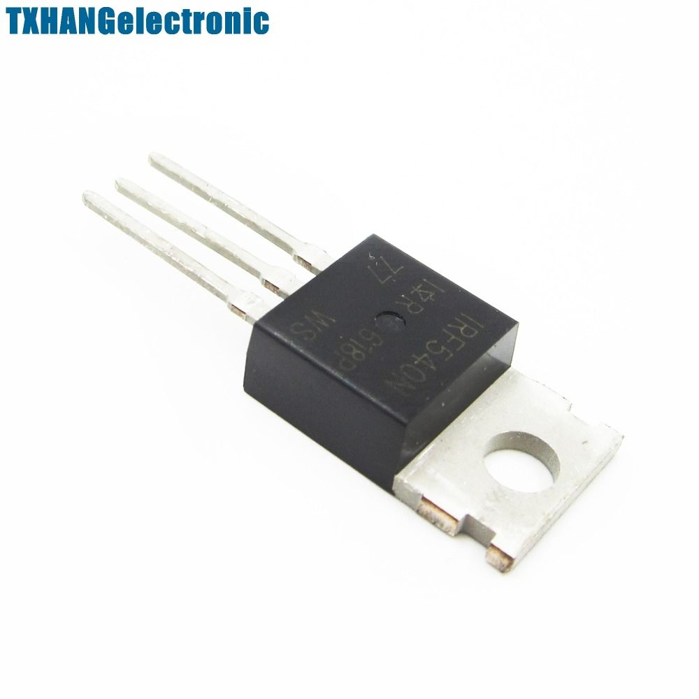 10PCS IRF540N IRF540 TO-220 N-Channel 33A 100V Power MOSFET BEST