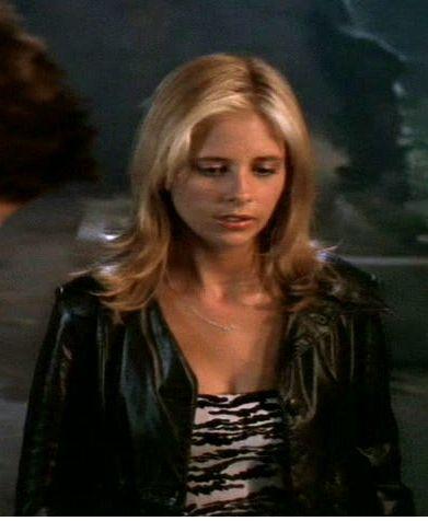 buffy season 3 | Sarah michelle gellar buffy, Buffy ...